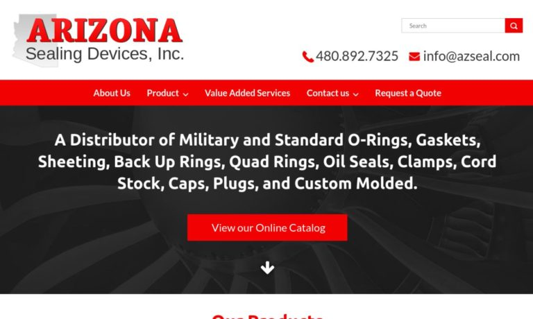 Arizona Sealing Devices, Inc.