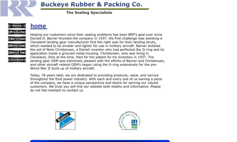 Buckeye Rubber & Packing Co.
