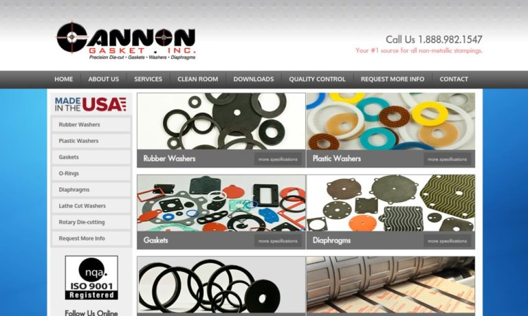Cannon Gasket, Inc.
