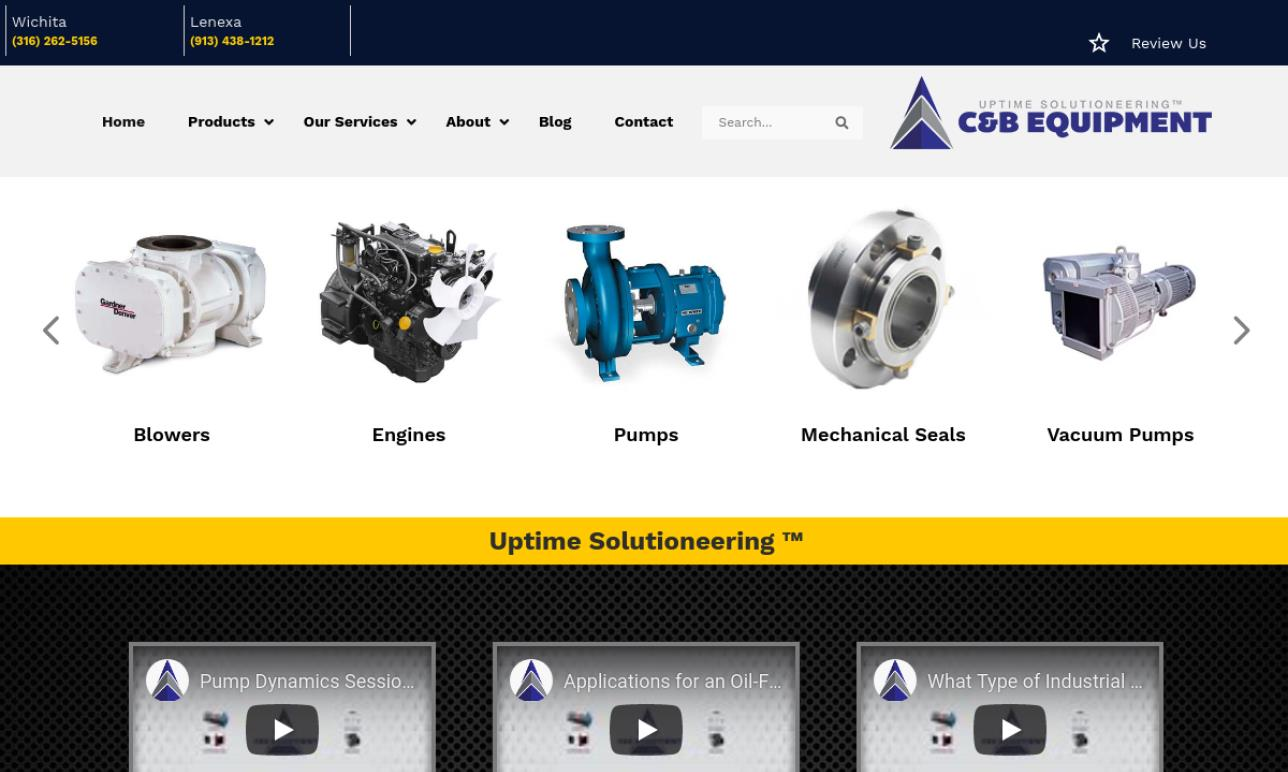 C&B Equipment
