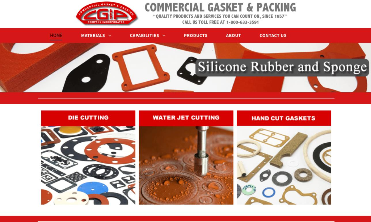 Commercial Gasket & Packing Co., Inc.