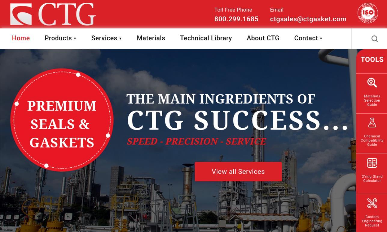 More Gasket Manufacturer Listings