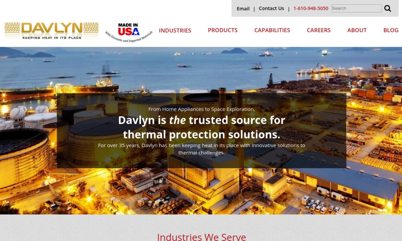 Davlyn Manufacturing Co., Inc.