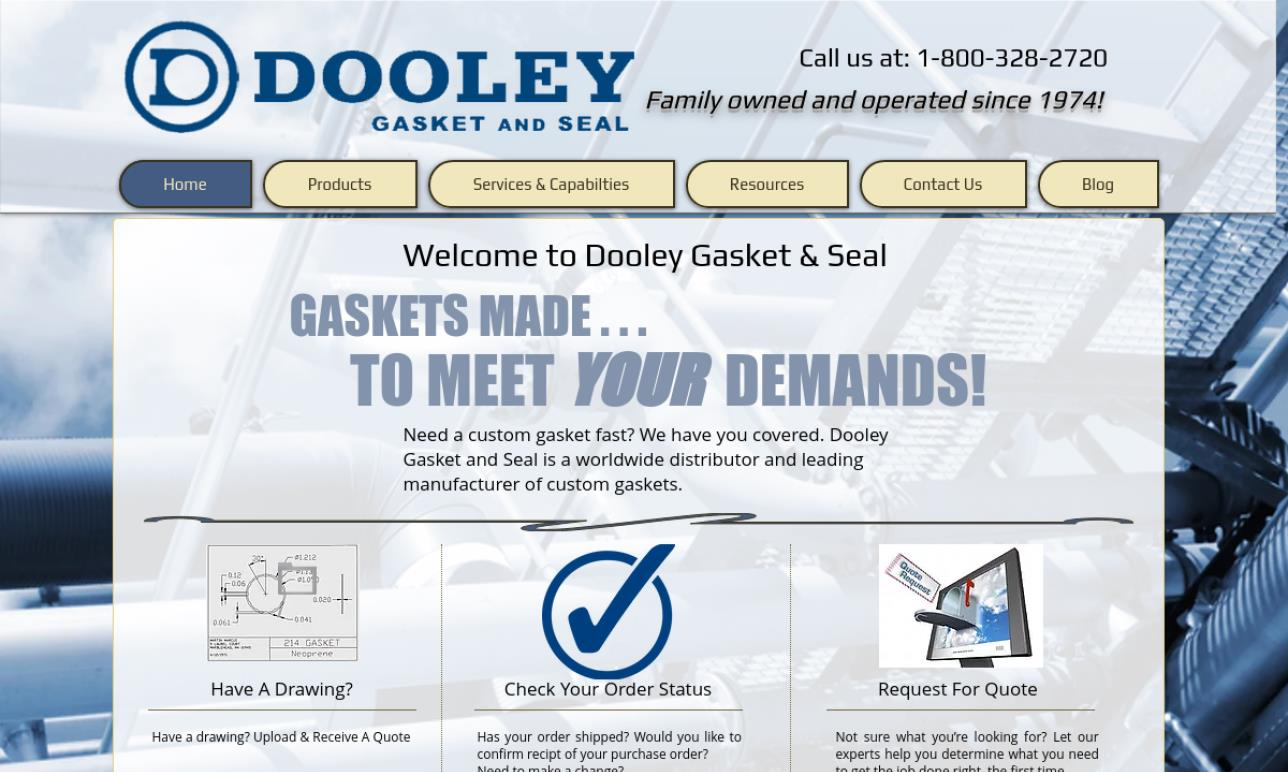 Dooley Gasket and Seal