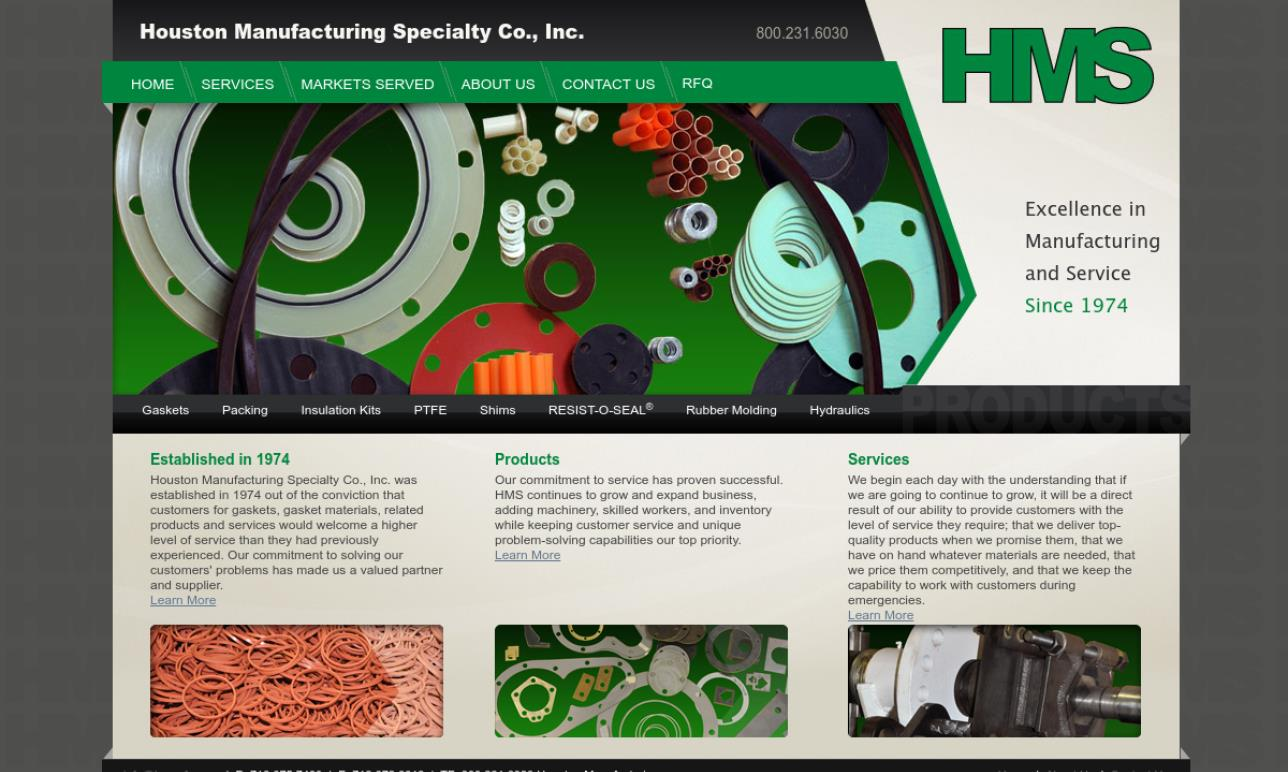 Houston Manufacturing Specialty Co., Inc.
