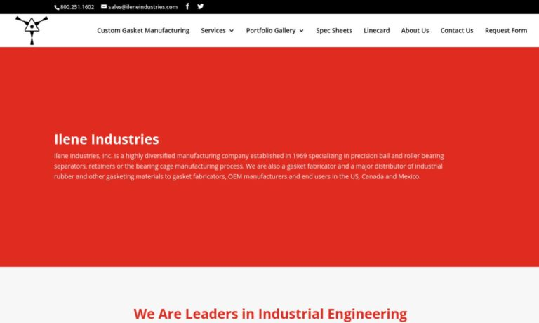 Ilene Industries, Inc.