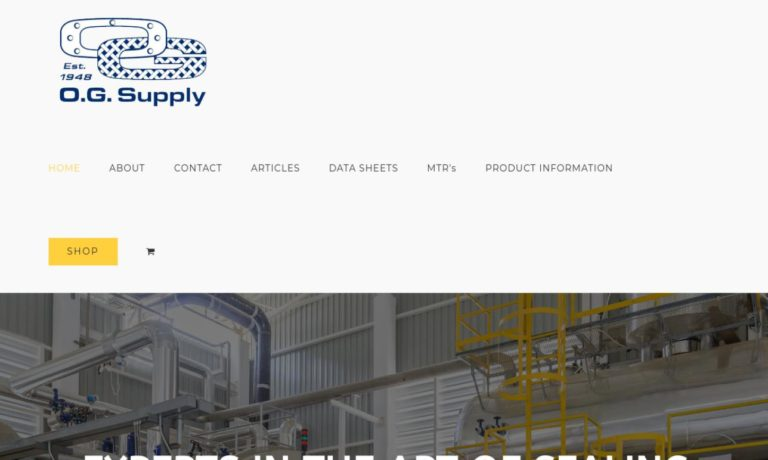 O.G. Supply, Inc.