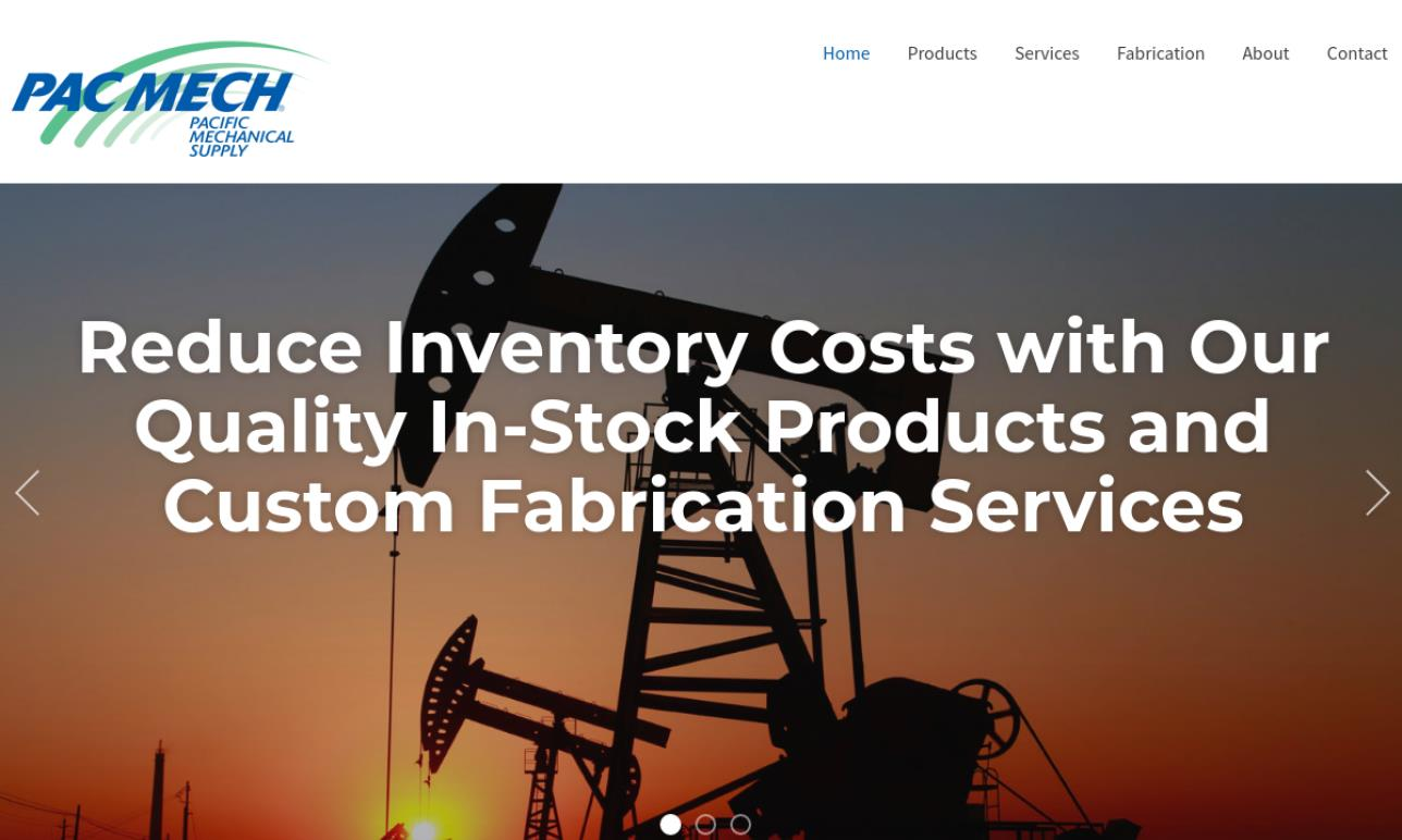 Pacific Mechanical Supply