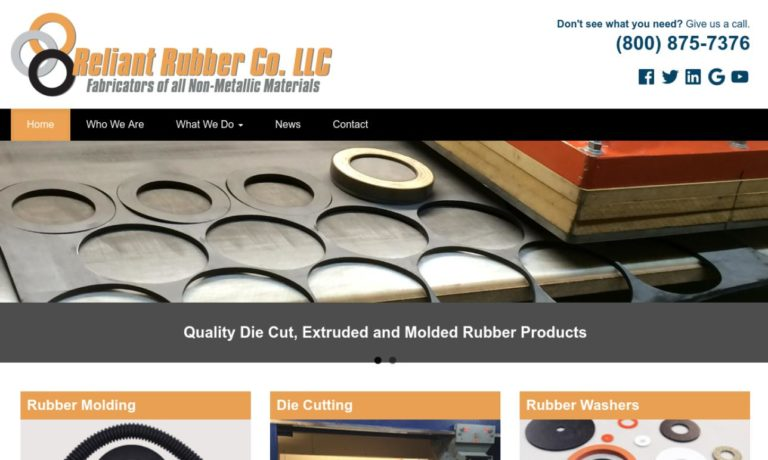 Reliant Rubber Company, LLC