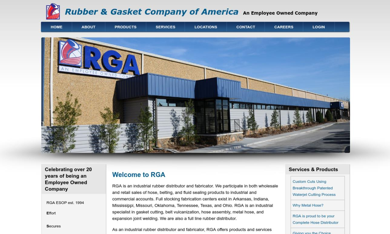 Rubber & Gasket Company of America