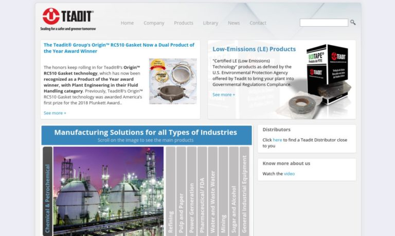 TEADIT® North America, Inc.