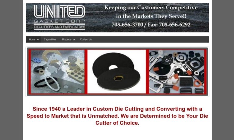 United Gasket Corp.