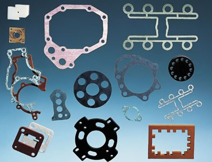 Die-Cut Custom Rubber Gaskets