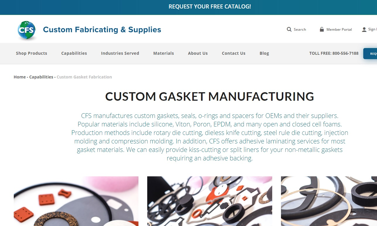 Custom Fabricating & Supplies